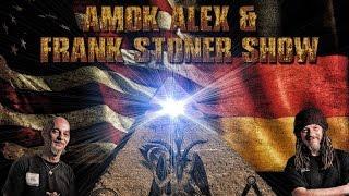 Obama ein Prepper? Michael Jackson   Nebra - Am0k Alex & Frank Stoner Show Nr.65