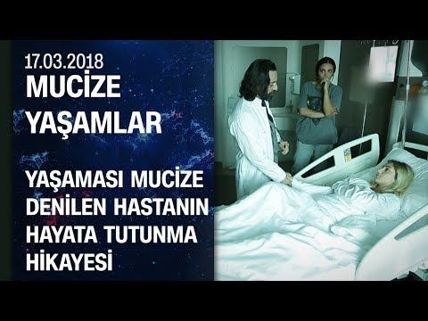 Yaşaması mucize denilen Eva Barbakadze'nin hayata tutunma hikayesi - Mucize Yaşamlar 17.03.2018