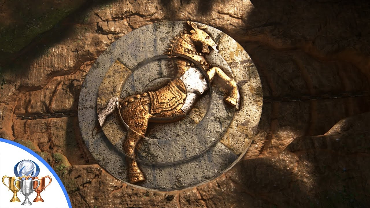 Uncharted The Lost Legacy - Hoysala Token Horse Dial ...