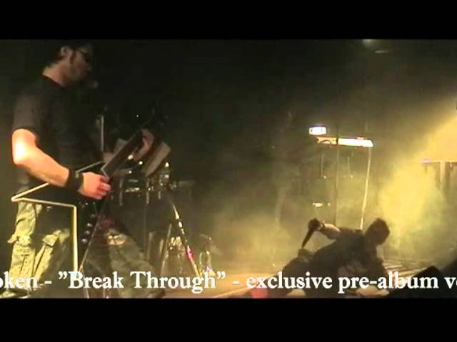 The Dark Unspoken - Break Through (live 2012 at NU ELECTRO,  Paderborn)