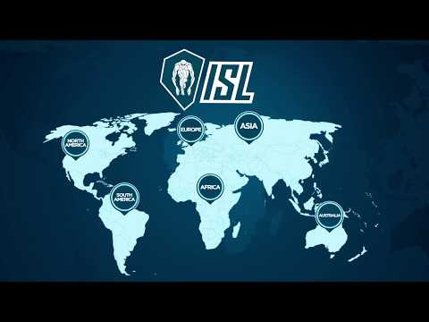 About the International Swimming League