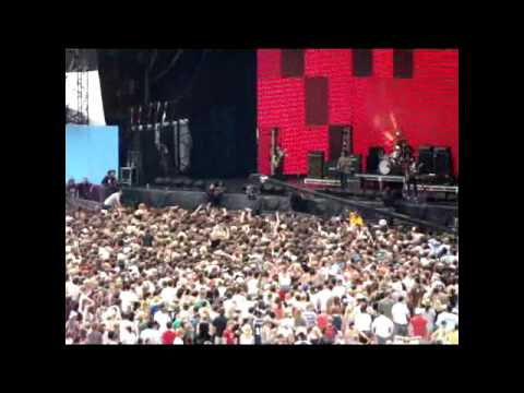 Wolfmother--Back 'Round--Live @ Sound Relief Sydney--2009-03-14