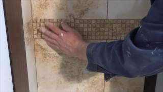 Небольшие хитрости по подготовки стен под мозаику, 1я часть.