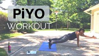 PiYO Express #65 | At HOME Workout | No Equipment
