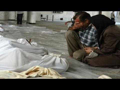 في الذكرى السنوية لمجزرة الغوطة .. ناجون من المجرزة يروون قصصهم مع المأساة - أخبار الآن