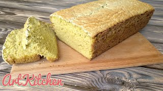 Пшенный хлеб Бездрожжевой хлеб без глютена Как приготовить хлеб без муки