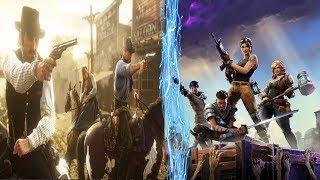 Red Dead Redemption 2 Online Battle Royal Game Mode I Get The Dub