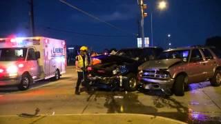 Accident at Lake and Kings Texarkana Texas