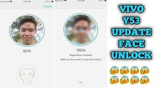 Vivo Y53 Face Unlock Update
