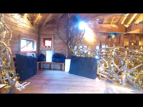 Marvellous Disco - Alnwick Treehouse