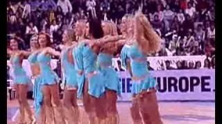 Khimki dancers sirtaki (allstar game 2007 cyprus)