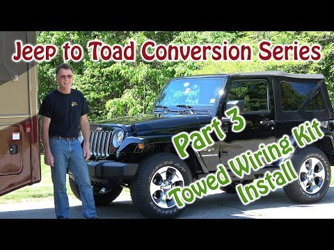 jeep to rv toad dingy conversion hopkins 56200 plug in simple rh youtube com Jeep Wiring Diagram jeep toad wiring