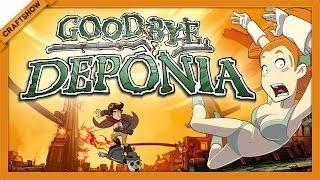 Goodbye Deponia #1 (прохождение с Рамоном и Тюной)