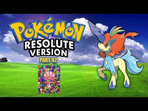 Pokemon Resolute Version Part 42 - Going Through the Confusing 7th Gym