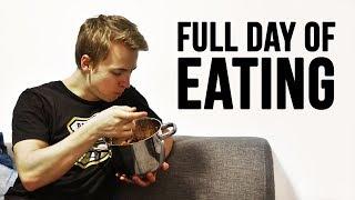 Full Day of Eating als Calisthenics Athlet
