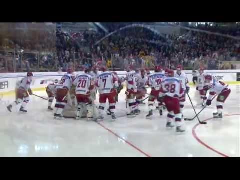 Isar TV Live: Eishockey Deutschland gegen Russland erstes Dittel vom 26.04.2014