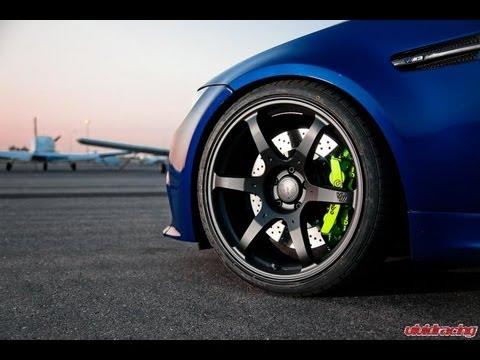 Lamborghini Green Brembo Brakes Installed On BMW M3 Time Lapse