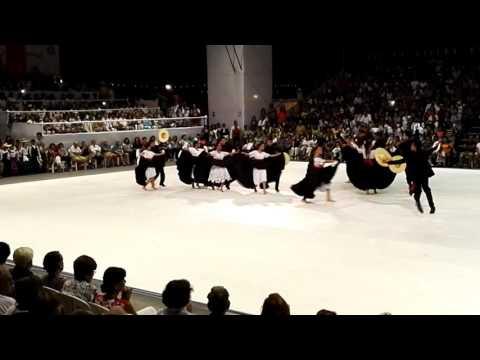 Angello Sebastián coreografías del club libertad de Trujillo