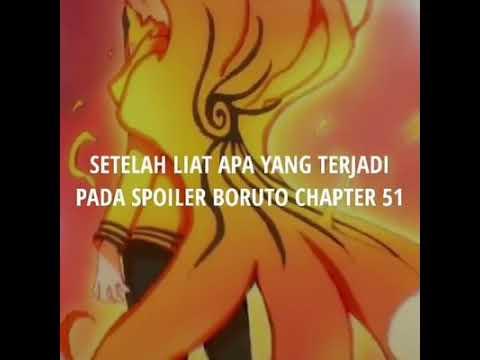 Manga Boruto Chapter 51 Naruto Mati Boruto Chapter 51 Pengorbanan Naruto Untuk Boruto Dan Konoha Heart Id