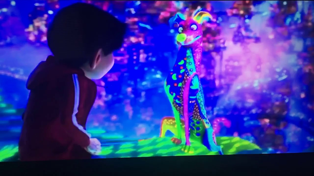 Dante Turns Into A Spirit Guide In Coco