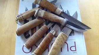 Das Puukko - ein paar Worte zum Messer