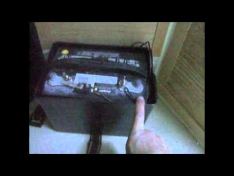Light Wiring Diagram For Trailers Adding A Battery To A Car Hauler Trailer Youtube
