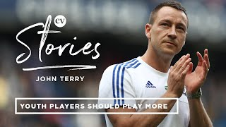 John Terry on how young footballers can better manage their careers