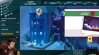 World Record - Celeste All Chapters Speedrun in 1:19:32