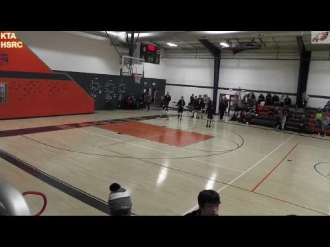 FOFCA Basketball - Kankakee Trinity Academy VS HSRC