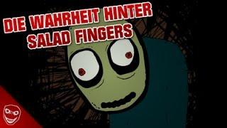 Die Wahrheit hinter Salad Fingers! [Salad Fingers Theorie]