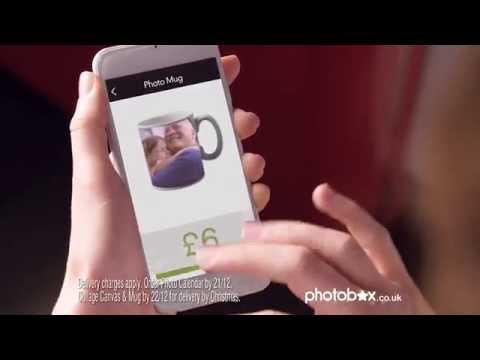 PhotoBox Christmas TV Ad - Calendar