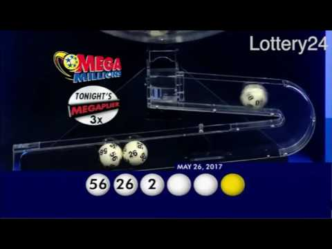 2017 05 26 Mega Millions Numbers and draw results