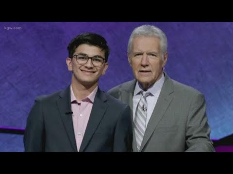 None - Teen Jeopardy Champ Donates $10,000 To Cancer Research In Honor Of Trebek