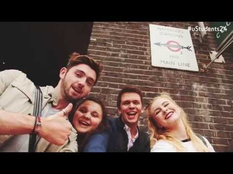 The London Student Experience: 24 hours in London