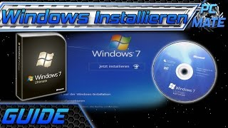 Windows Neu Installieren mit CD - Guide [DEUTSCH]