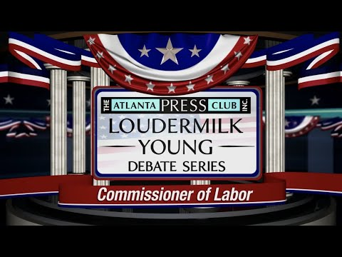 2018 APC GENERAL ELECTION DEBATES: COMMISSIONER OF LABOR DEBATE