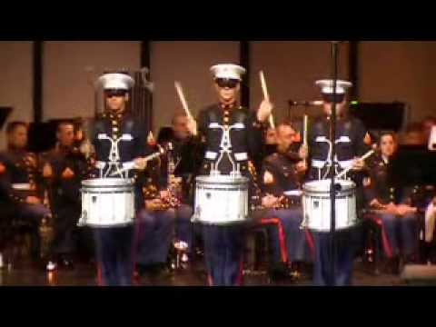 3rd MAW Band- Drum Solo