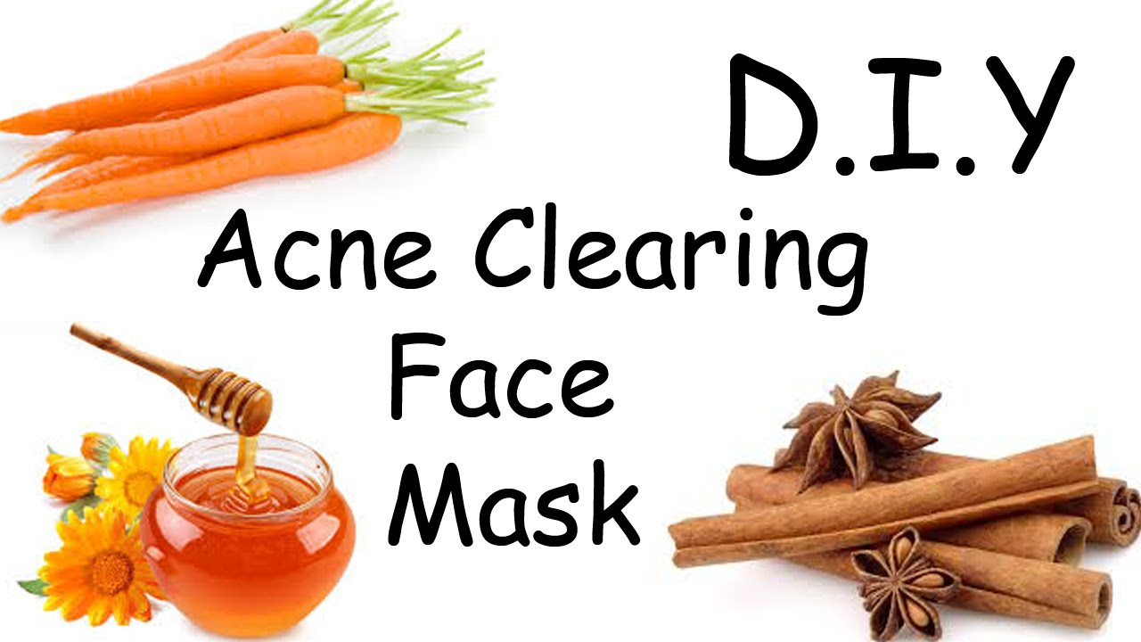 Acne Clearing Face Mask