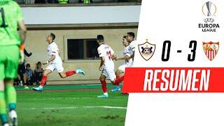 Qarabag - Sevilla [0-3] | GOLES | Grupo A | UEFA Europa League