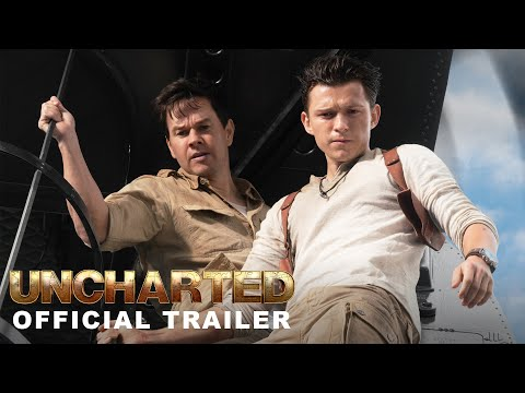 Download UNCHARTED - Official Trailer (HD)