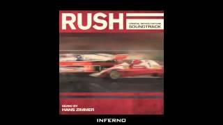 Hans Zimmer - Rush (Original Motion Picture Soundtrack) 2013 [Full Album]