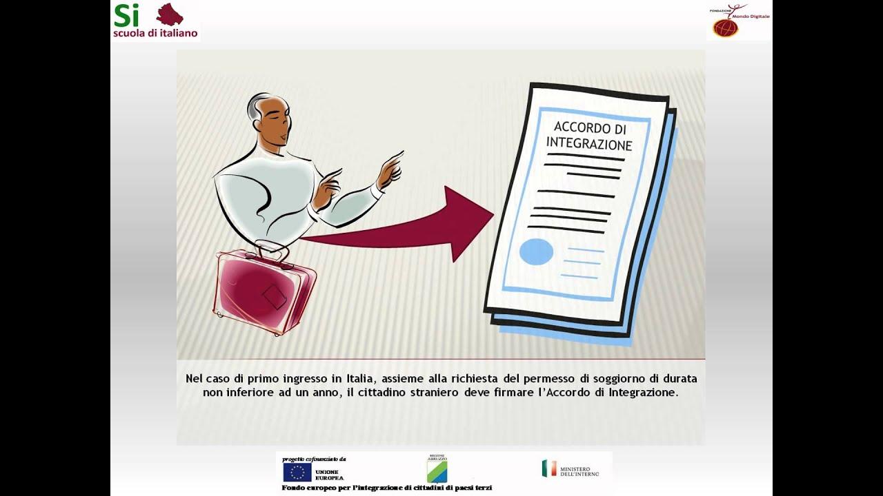 7 - Il permesso di soggiorno per cittadini extracomunitari - Scuola ...