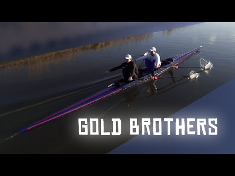 GOLD BROTHERS - HD Rowing movie by HEROWS - Sinkovic Brothers