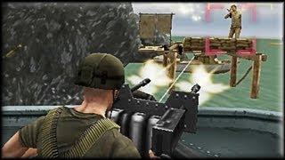 River Assault - Game Walkthrough (all 1-5 lvl)