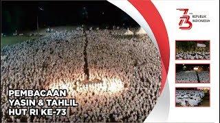 LIVE   Yasin & Tahlil Untuk Para Syuhada Kemerdekaan   Pondok Pesantren Sidogiri