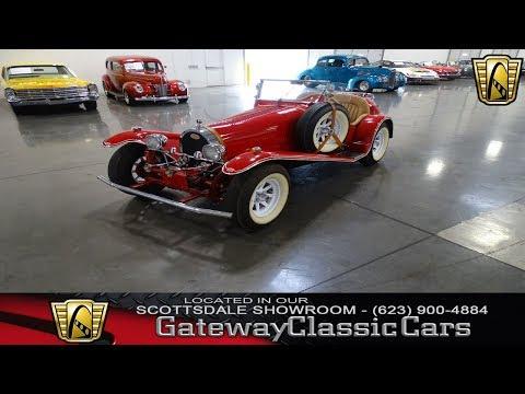 1970 Volkswagen Beetle Bugatti Replica, Gateway Classic Cars Scottsdale #326