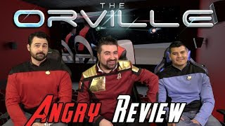 The Orville Mid-Season Angry Review