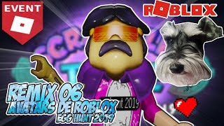 Roblox 06 Theme Avatar Remix: Egg Hunt Event 2019 criticizes or destroys my roblox outfit