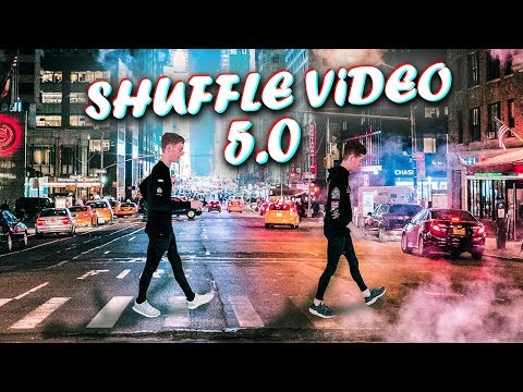 SHUFFLE VIDEO 5.0 [AROUND THE WORLD]