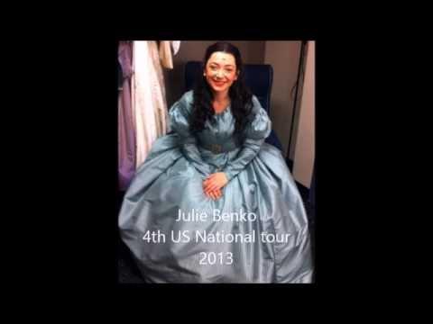 Les Miserables Cosette comparison  A Heart Full of Love
